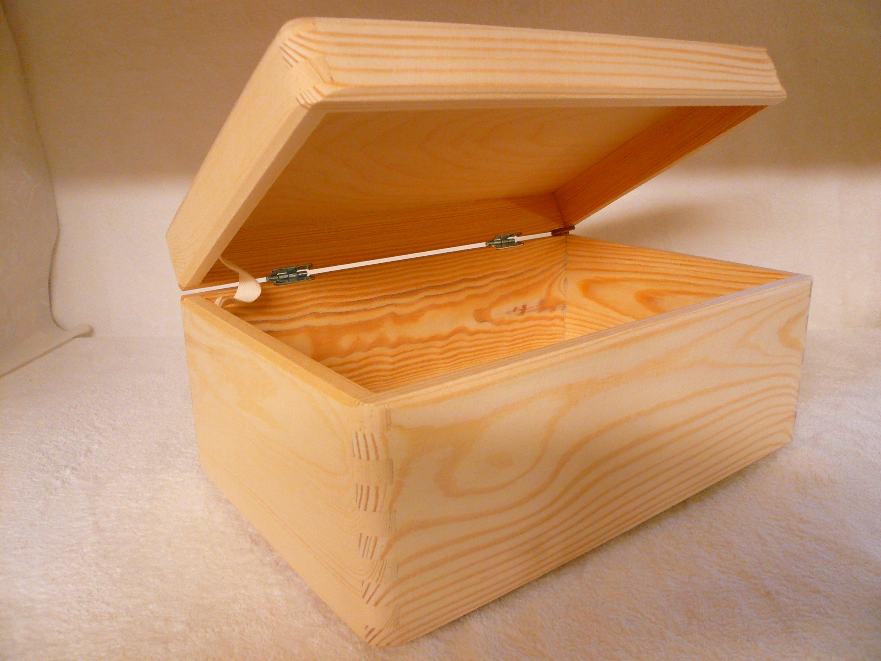 drevo z mas vu obd n kov dreven krabica 30 x 20 x 14cm. Black Bedroom Furniture Sets. Home Design Ideas